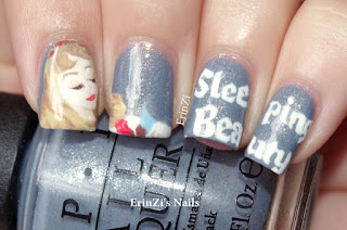 sleepingbeautynails